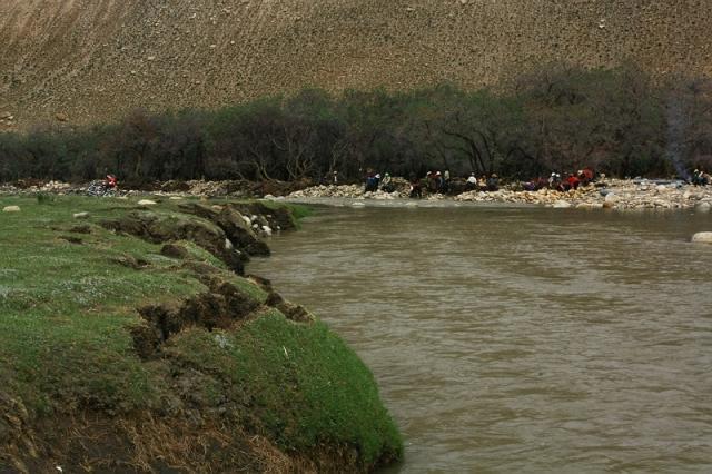 Langga Village dam2