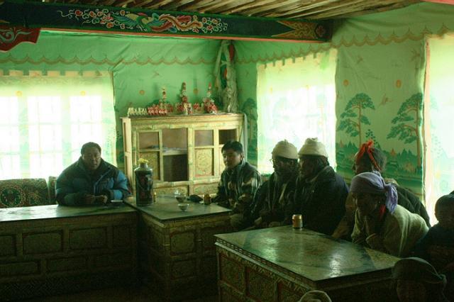 Conservation and Public Healthcare Workshop Held in Enba Village 4