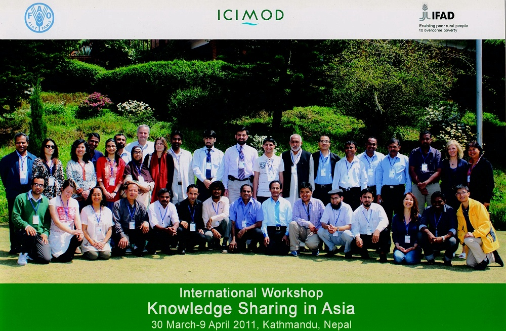 International Workshop in Kathmandu