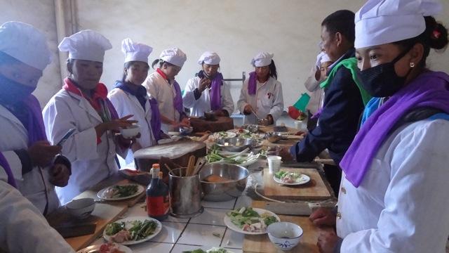 cook training2