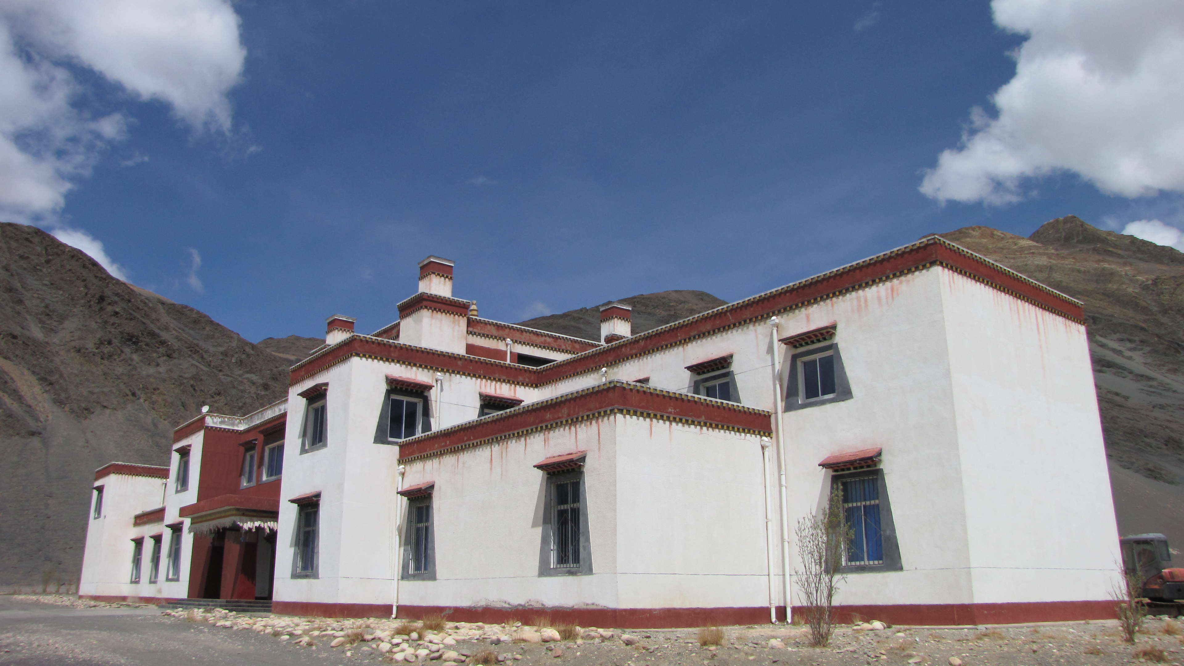 Pendeba Visitor and Training Center